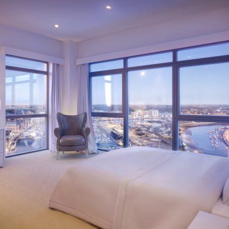 The Winerack bedroom