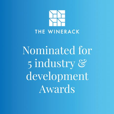 The Winerack has been nominated for 5 industry and development awards