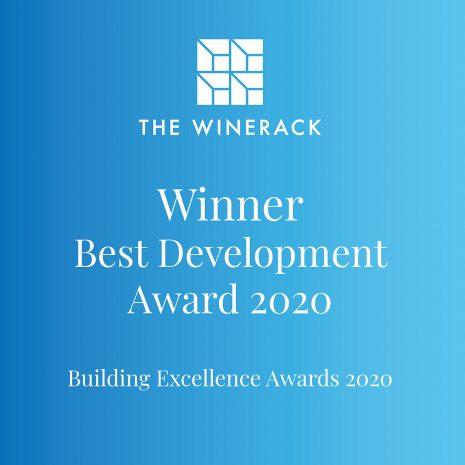 Winner - Best Development award 2020